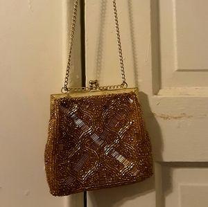 1950's beaded Walborg purse